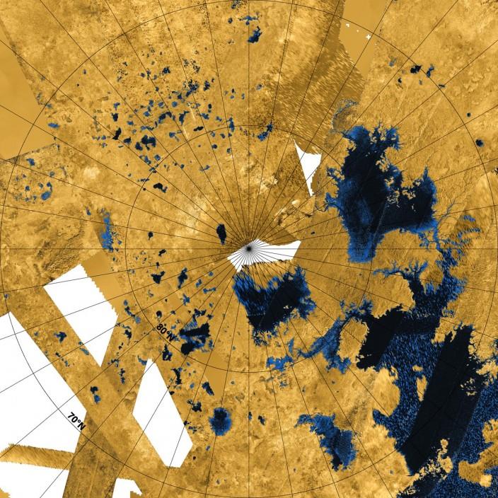 Ладога на Титане