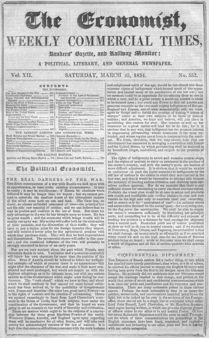 Что писали газеты про войну в Крыму 160 лет назад