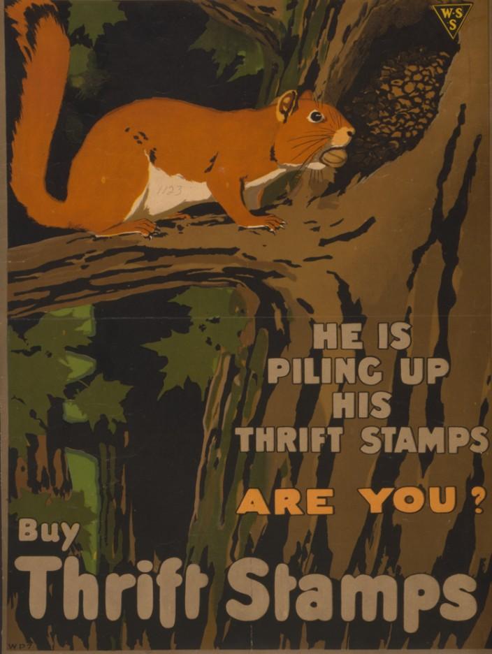 Американские плакаты времен Первой мировой войны