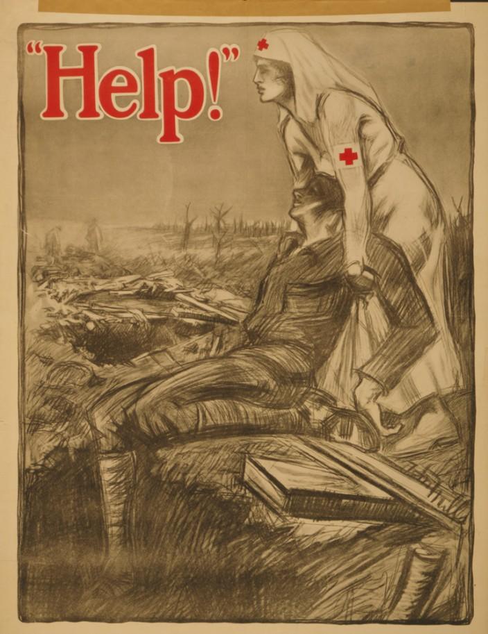 Плакаты времен Первой мировой войны