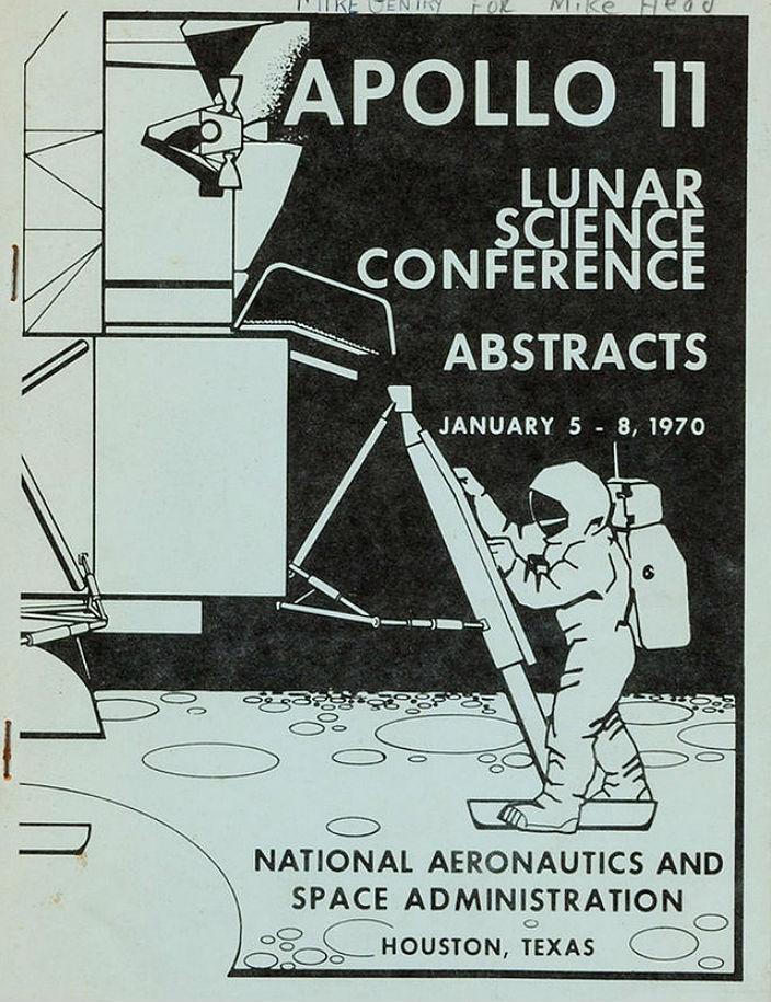 Космические обложки NASA