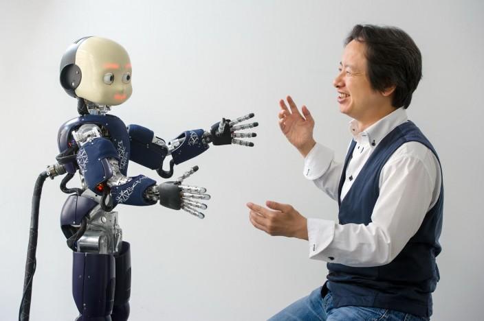 Искусственная кожа для роботов