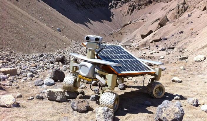 Как энтузиасты создают лунных роботов будущего
