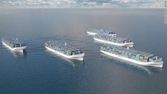 Корабли без экипажа: будущее морского транспорта