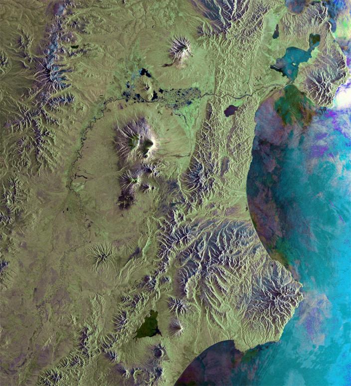 Восточное побережье Камчатки