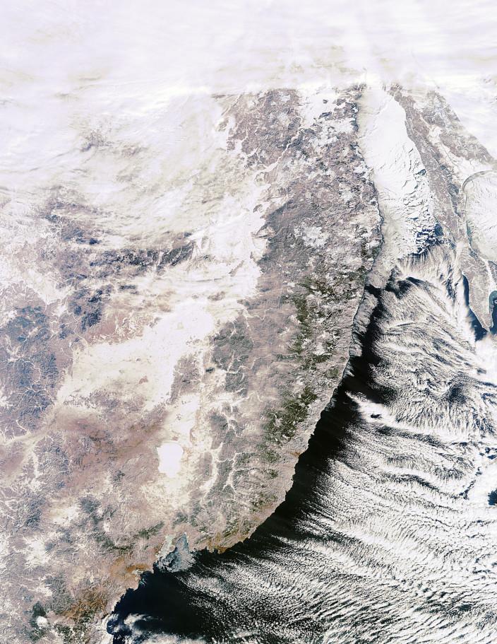 Российский Дальний Восток: побережье Японского моря и Сихотэ-Алинь